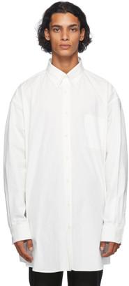 Maison Margiela Off-White Oversized Shirt