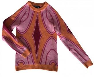 House of Holland Orange Wool Knitwear for Women