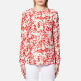 BOSS ORANGE Women's Eflo Blouse
