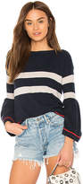 Autumn Cashmere Striped Sweater