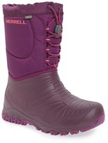 Merrell Toddler 'Snow Quest' Waterproof Boot