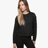 James Perse Stone Wash Wool Sweater