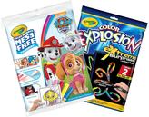 Crayola Colour Explosion & Paw Patrol Bundle