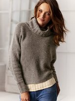 Victoria's Secret Short & Sexy Turtleneck Sweater