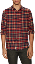 Jachs Flannel One Pocket Sportshirt