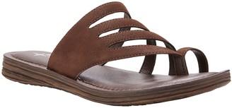 Eastland Cutout Strap Sandals - Tess