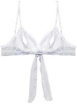 Only Hearts Coucou Lola Bralette in Baby Blue