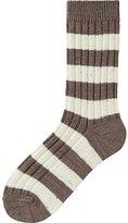 Uniqlo Women Socks (Nep Stripe)