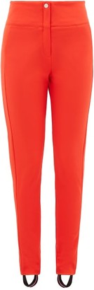 Fusalp Milesime Technical Ski Trousers - Red
