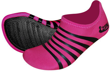 Playa ZEMgear round toe low junior (black/pink)