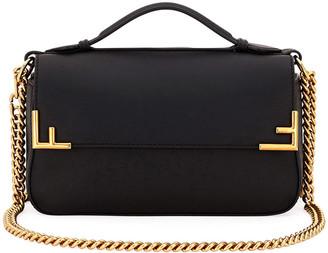 Fendi 1974 Small Calf Grace FF Crossbody Bag