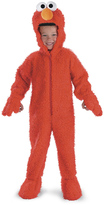 Disguise Sesame Street Elmo Deluxe Plush Dress-Up Set - Kids