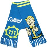 Bioworld Fallout Vault 111 Knit Scarf