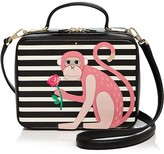 Kate Spade Monkey Casie Leather Satchel