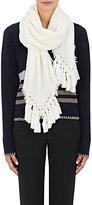Chloé Women's Pompon Wool-Blend Scarf