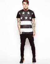 Asos T-Shirt With Star Print