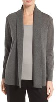 Eileen Fisher Shawl Collar Tencel ® Blend Cardigan