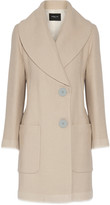 Derek Lam Wool and mohair-blend coat