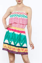 Glam Bright Lorrie Dress