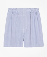 Brooks Brothers Traditional Fit Small Check Boxers
