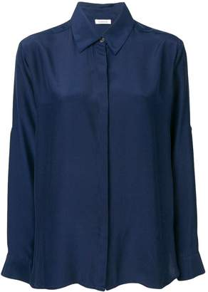 P.A.R.O.S.H. concealed front shirt