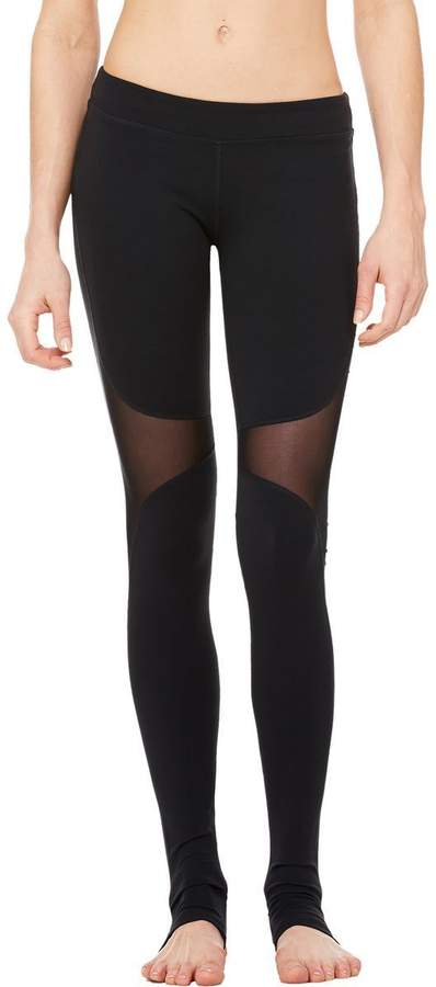 0c2a80ba017b8 Alo Yoga Black Leggings - ShopStyle