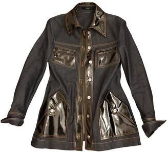 Ellery Navy Denim - Jeans Jackets
