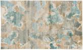 One Kings Lane Medford Rug - Forest/Slate - forest/slate/ivory