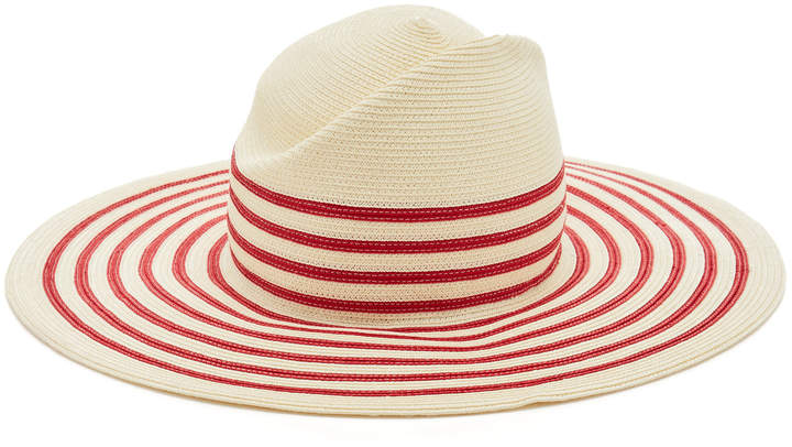 37198011b62e0 Red Straw Hat - ShopStyle
