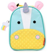 Skip Hop Toddler 'Zoo Lunchie - Unicorn' Insulated Lunch Bag - White