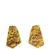 Vessel Chunky Slab Earrings