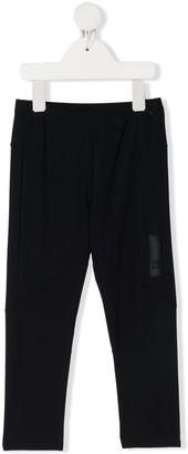 Il Gufo Plain Slim-Fit Leggings
