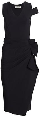 Chiara Boni Edelina Cold Shoulder Dress