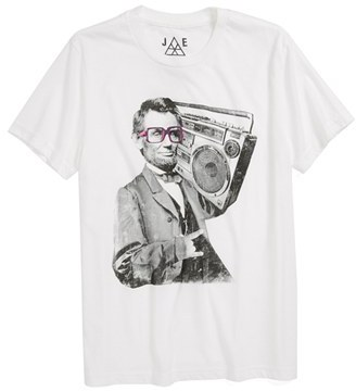 JEM '3 Bad Lincoln' T-Shirt (Big Boys)