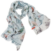 Pip Studio Spring to Life Scarf - Blue