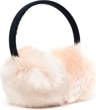 Hucklebones London Faux Fur Earmuffs