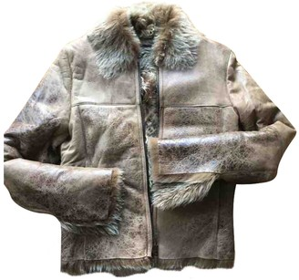 Ventcouvert Brown Fur Jackets