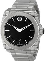Movado Men's 0606550 Quartz Master Stainless Steel Bracelet Watch