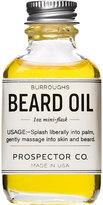 Prospector Co. Men's Burroughs Beard Oil