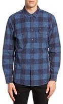 Obey Men's Drifter Nep Woven Shirt