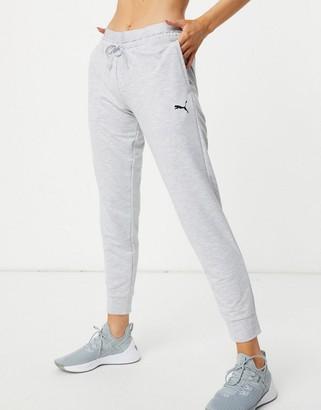 Puma Training joggers in grey