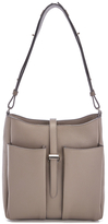 Meli-Melo Women's Ryder Shoulder Bag Elephant Grey