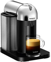 Nespresso Vertuo Coffee Machine, Chrome