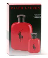 Ralph Lauren Polo Red Eau de Toilette Set - Men