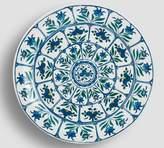 Pottery Barn Veranda Garden Melamine Platter - Blue Multi