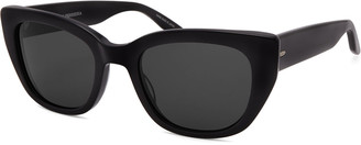 Barton Perreira Kalua Rectangle Zyl Acetate Sunglasses