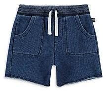 Splendid Boys' Denim Look French Terry Shorts - Little Kid
