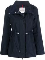 Moncler Drawstring Raincoat