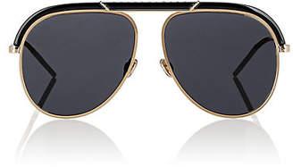 "Christian Dior Women's ""DiorDesertic"" Sunglasses - Black"