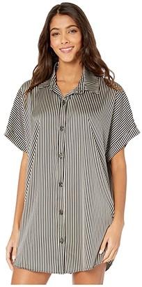 Show Me Your Mumu Canal Tunic Dress (Yass Stripe) Women's Clothing